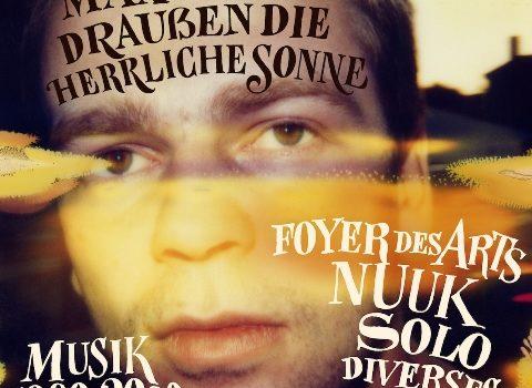 Max Goldt – Draußen die herrliche Sonne Musik 1980 – 2000.