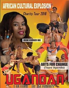 Tapa Uganda – Arts For Change live im JuZ Leer