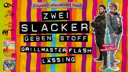 "Neues Video von Grillmaster Flash zur Single ""Pleite gehen"" online"
